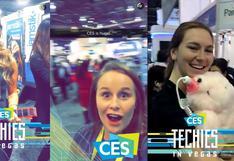 Snapchat también muestra novedades del CES 2016 de Las Vegas