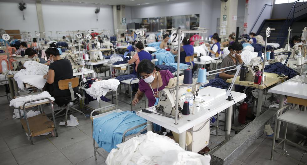 Comercios en Gamarra se encuentran 70% por debajo de su nivel prepandemia, dijo Susana Saldaña. (Foto: GEC)