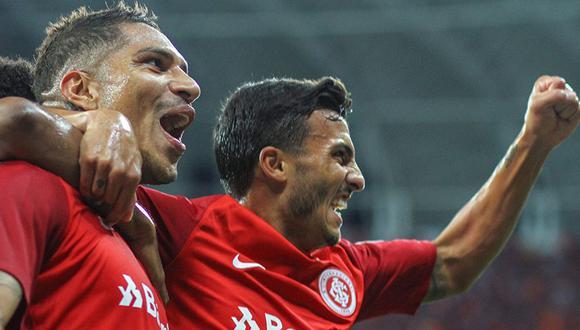 Internacional de Porto Alegre recibe a Atlético Paranaense en la décima fecha del Brasileirao.