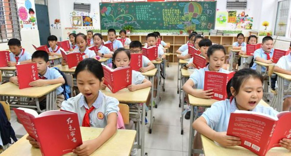 China es el país con el mejor sistema educativo del mundo, según las últimas pruebas PISA. (Foto: Getty Images, vía BBC Mundo).
