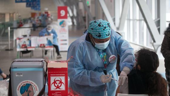 Para esta cuarta edición, la vacunatón se extenderá un día más, es decir, de viernes a domingo. (Foto: Eduardo Cavero/@photo.gec)
