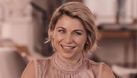 """Ludwika Paleta es la protagonista de """"Madre solo hay dos"""", la serie mexicana que Netflix acaba de estrena (Foto: Ludwika Paleta/ Instagram)"""