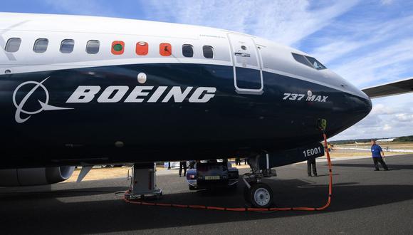 Boeing se vio sumida en una crisis de casi US$ 20.000 millones por dos accidentes fatales entre 2018 y 2019 que involucró a los 737 MAX. (Foto: EFE)