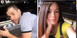 Jazmin Pinedo reveló detalles de su reencuentro con Jesus Neyra