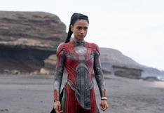 Lauren Ridloff, la primera superheroína con discapacidad auditiva del universo Marvel