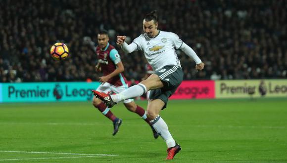 Manchester United derrotó 2-0 a West Ham por la Premier League