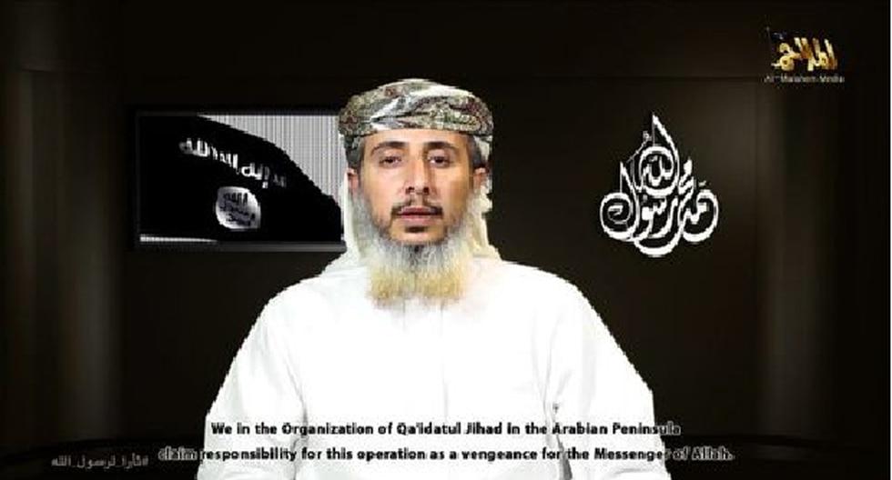 EE.UU. mató con dron a jefe de Al Qaeda del caso Charlie Hebdo
