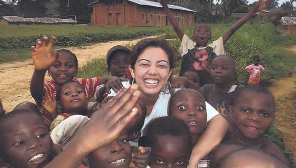 Durante más de una década, Ángela Uyen se ha desempeñado como médica en Haití, República Democrática del Congo, Sudáfrica, India y Siria. (FOTO: Archivo personal)