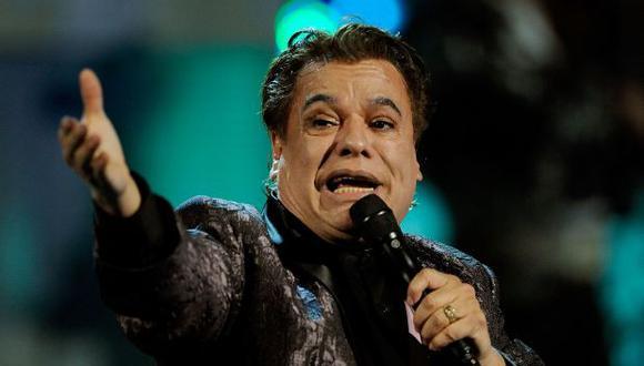 Juan Gabriel fue un exitoso artista mexicano. (Foto: Agencia)