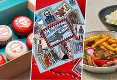 Fiestas Patrias: 28 deliveries gastronómicos para celebrar el Bicentenario