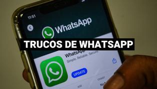 WhatsApp: Mira estos trucos que podrían salvarte el día