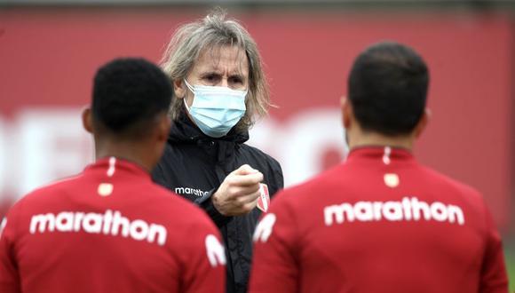 Gareca apostaría por él en el encuentro ante Uruguay esta noche por la jornada 9 de las Eliminatorias Qatar 2022 (Foto: FPF)