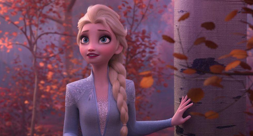"""""""Frozen II"""" fue una de las películas favoritas de los niños el año que pasó. (Walt Disney Pictures)"""