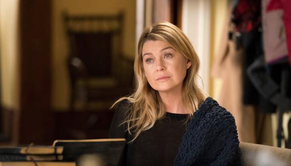 Meredith Gray es interpretada por Ellen Pompeo desde la temporada 1 (Foto: ABC)