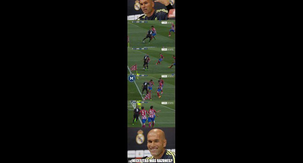Real Madrid vs. Atlético Madrid: los memes de la semifinal - 65