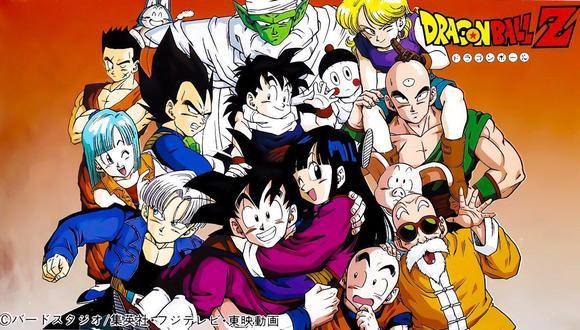 """""""Dragon Ball"""" logró entrar al mercado estadounidense en 1996 (Foto: Toei Animation)"""