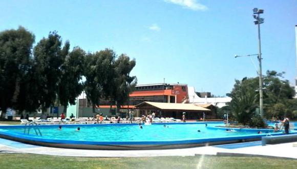 Trujillo: piscina de exclusivo club no es apta para el público