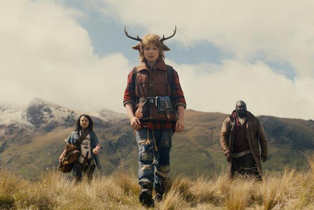 On a dangerous adventure through a post-apocalyptic world, a half-human, half-deer boy searches for a new beginning accompanied by a surly protector (Photo: Sweet Tooth / Netflix)
