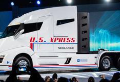 Así luce el camión eléctrico que rinde 2000 km de recorrido