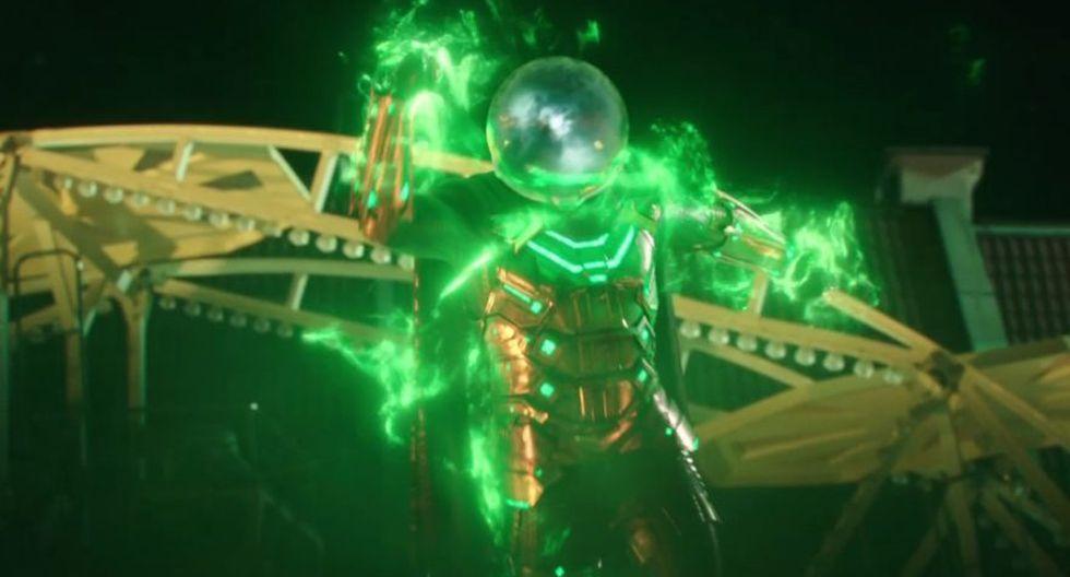 Mysterio, interpretado por Jake Gyllenhaal, era un personaje diferente en las primeras versiones del guión. (Foto: Marvel)
