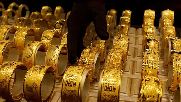 De las 130 toneladas de oro que Perú exporta, solo se transforma el 2.5%.. (Foto: Reuters)