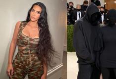 Kim Kardashian: Revelan quién fue su acompañante en la MET Gala 2021