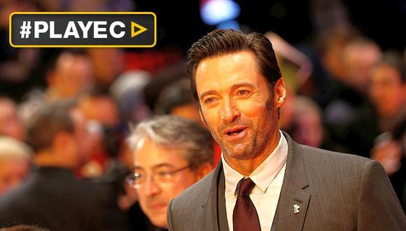 """Jackman se despide de """"Wolverine"""" en Festival de Cine de Berlín"""