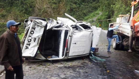 Piura: casi mil accidentes de tránsito se han registrado en solo tres meses