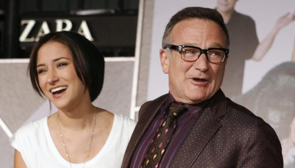 Robin Williams nombró a su hija como un videojuego