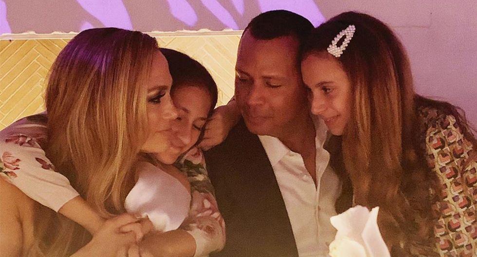 Indicó que JLo es quien manda en casa y que cuando ella no se encuentra, él es el jefe. (Foto: Instagram / Jennifer Lopez)