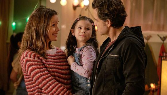 "Jennifer Garner  en ""Yes Day"", disponible en Netflix."
