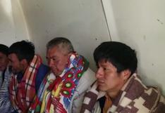 Cajamarca: trasladan a 11 internos de alta peligrosidad a varios penales del país