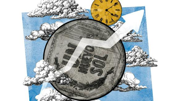 """""""Entre agosto de este año y agosto pasado, los precios al consumidor han subido casi un 5%, una cifra que no se registraba desde la crisis financiera global del 2008-2009"""". (Ilustración: Giovanni Tazza)."""