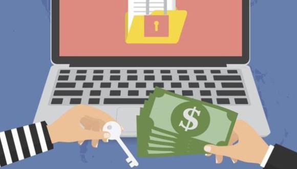 El ransomware es un programa malicioso que bloquea archivos y exige cobrar a cambio.  (Foto: BBC / Getty Images)