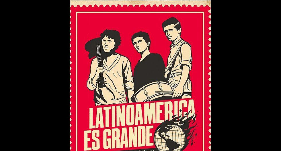 """Latinoamérica es grande"" - Cristóbal Gonzáles Lorca. (Foto: Difusión)"