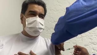 Maduro se vacuna con la Sputnik V, mientras Venezuela se alista para inmunizar a maestros