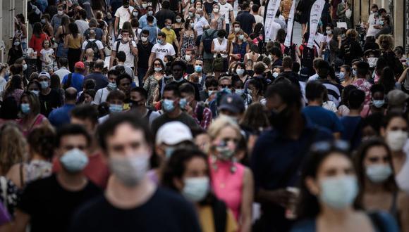 Coronavirus en Francia | Últimas noticias | Último minuto: reporte de infectados y muertos hoy, domingo 6 de setiembre del 2020 | Covid-19 | (Foto: PHILIPPE LOPEZ / AFP).