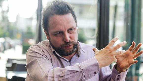 Eduardo Dargent Bocanegra habla del panorama posreferéndum y de la posibilidad de otra consulta popular. (Foto: Alonso Chero)