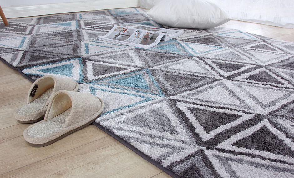 Una alfombra bien cuidada nos invitará a echarnos sobre ella. (Foto: Pixabay)