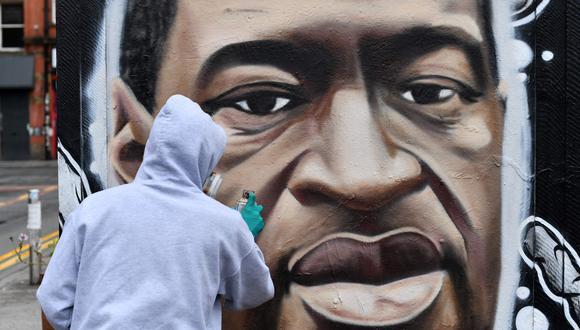 Cuándo y cómo será el funeral de George Floyd, el afroamericano cuyo asesinato despertó las protestas de EE.UU. Foto: AFP / Paul ELLIS