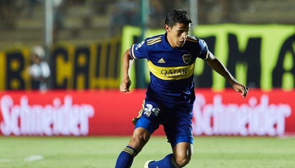 Agustín Obando era parte de la convocatoria para enfrentar a Defensa y Justicia por la Copa de la Liga Profesional. (Foto: AFP)