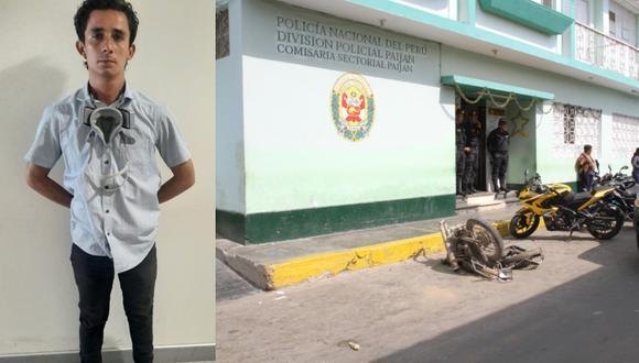 La Libertad: Empresario fue detenido 24 horas después de haber intentado atropellar a un efectivo policial durante intervención.