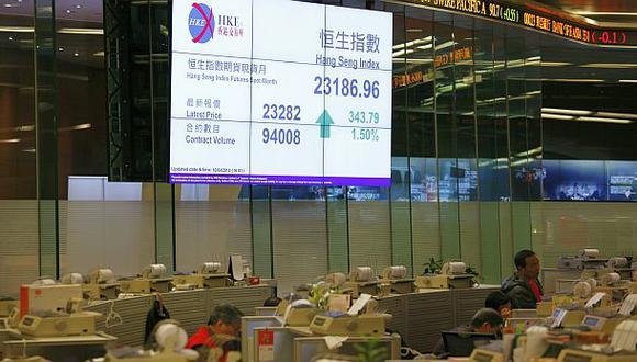 Bolsas asiáticas repuntan tras anuncios de la Reserva Federal
