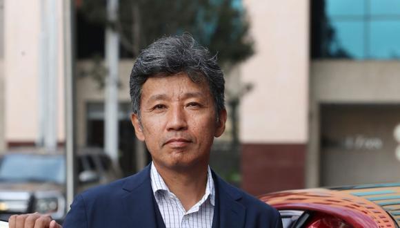 Toyota Corporation se ha trazado la meta de vender 50 mil vehículos en el Perú en el 2025, afirma Masahiro Inoue. El año pasado colocaron 30.019 unidades. (Foto: Rolly Reyna)