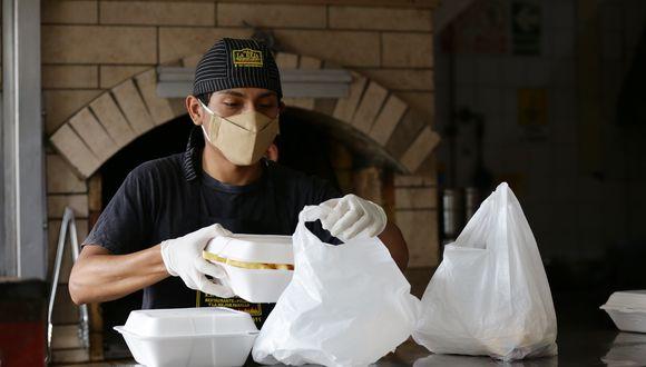 Produce aprueba protocolo sanitario de operación de restaurantes. (Foto: Fernando Sangama / GEC)