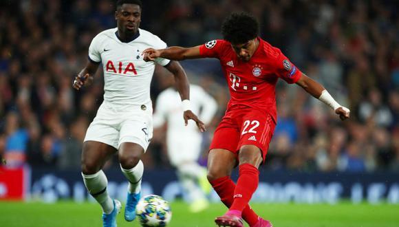 Tottenham vs. Bayern Múnich: desde Inglaterra por la Champions League. (Foto: Reuters)
