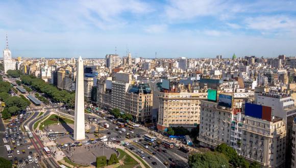 Buenos Aires (133), en Argentina, es la ciudad que se ubica en la sexta posición del ránking de mayor costo de vida en América del Sur. El año pasado se ubicó en el puesto 76. (Foto: Shutterstock)
