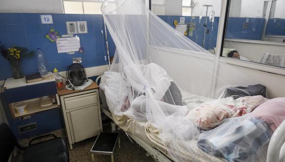 Así son las instalaciones del Hospital Dr. José María Vargas de Caracas (Venezuela). Foto de mayo del 2018, EFE