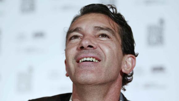 Antonio Banderas hará subasta en Lima