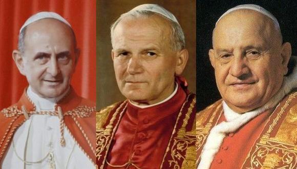 ¿Cuántos Papas beatos hay en la historia moderna de la Iglesia?